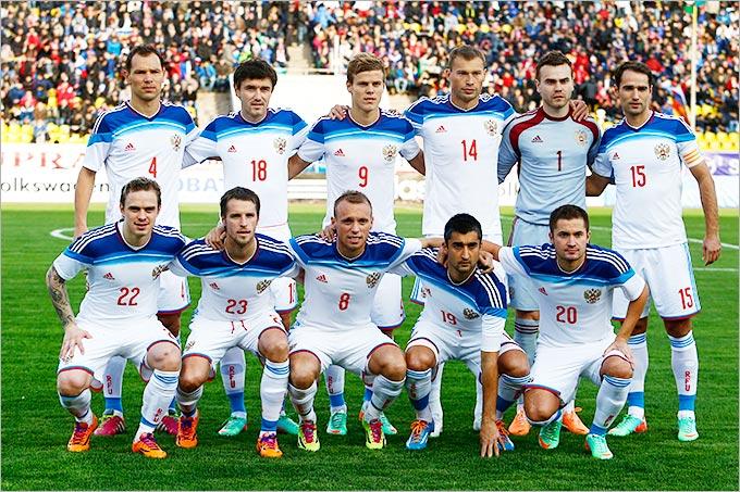 ТМ. Россия - Армения 2:0. Победа имени Мовсисяна - изображение 1
