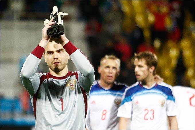 ТМ. Россия - Армения 2:0. Победа имени Мовсисяна - изображение 2