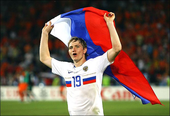 Андрей аршавин и роман павлюченко могут попасть в сборную россии по футболу