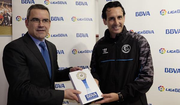 Эмери вручили награду лучшему тренеру Примеры по итогам января - изображение 1