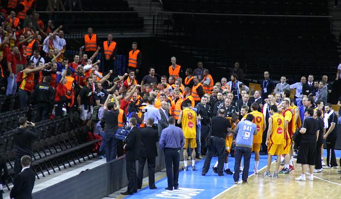 баскетбол 2011