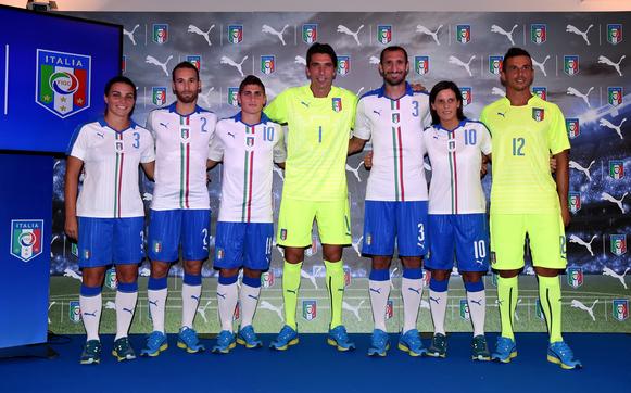 Сборная италии сыграет в группе е с командами бельгии, ирландии и швеции.