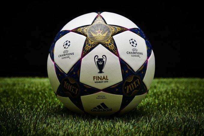Представлен официальный мяч финала Лиги чемпионов — 2013 (фото)