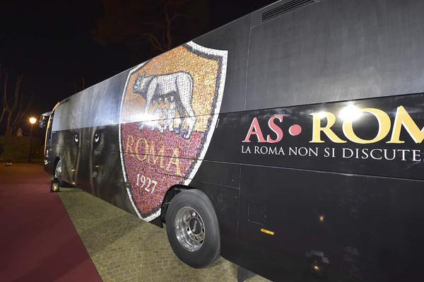 Новый автобус «Ромы»