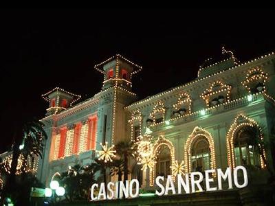 Фестиваль в Сан-Ремо