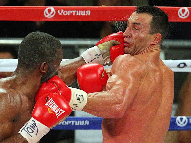 Чёрно-белая победа Кличко