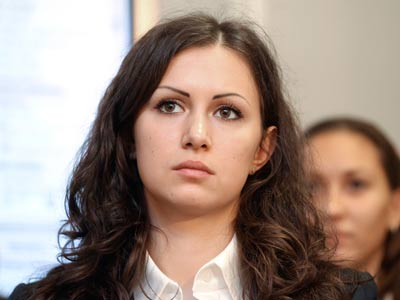 Валерия Гончарова