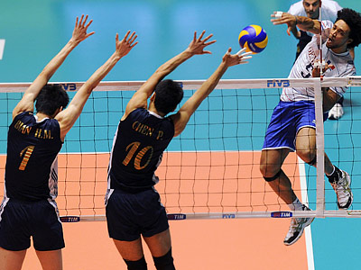 The setter is a key player in volleyball  humankinetics