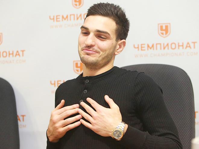 Оздоев: в «Рубине» мне играется в кайф!