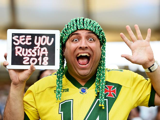 Бразилия-2018