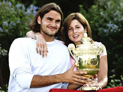 Роджер Федерер. Теннисный бог