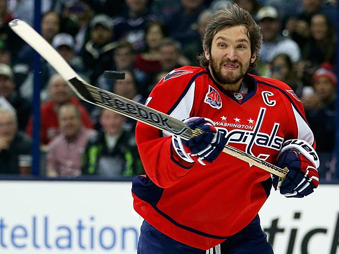 Александр Овечкин. Матч звезд НХЛ 2015