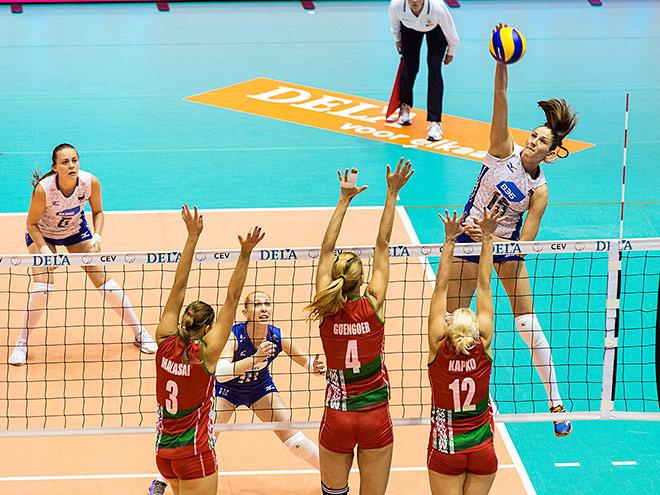 Без лишних эмоций. Россия обыграла Беларусь