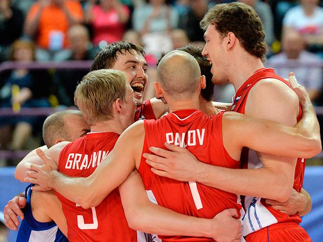 Россия обыграла Иран в Мировой лиге