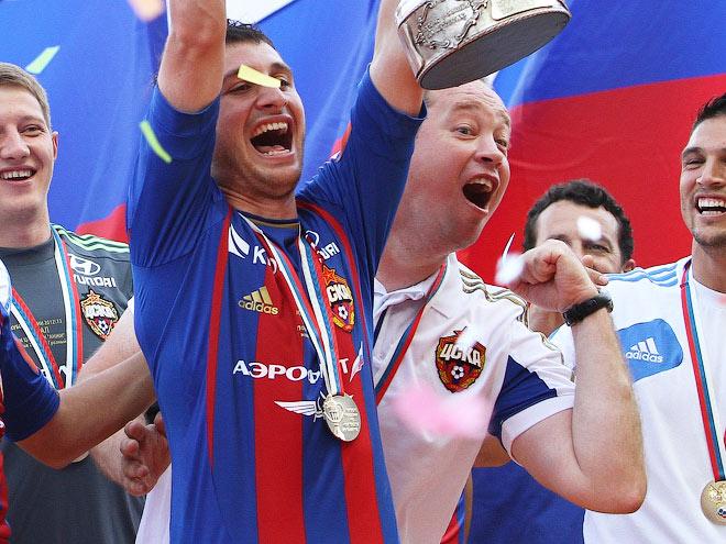 Леонид Слуцкий и Алан Дзагоев