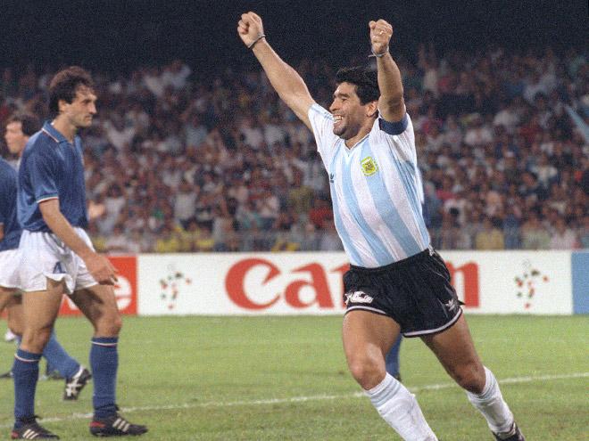 Аргентина в полуфиналах не