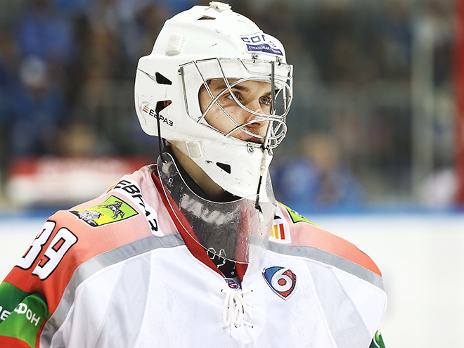 Сорокин вернулся в МХЛ и не блеснул
