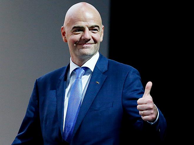 Что нужно знать о новом президенте ФИФА Джанни Инфантино