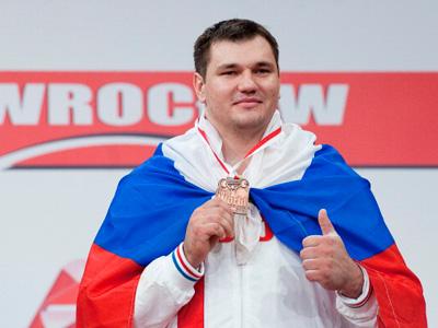 Россиянин Ловчев победил в категории свыше 105 кг на чемпионате Европы в Тель-Авиве