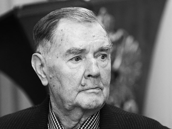 Умер Анатолий Ильин