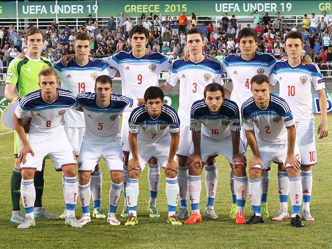 Юношеская сборная России (U19) по футболу