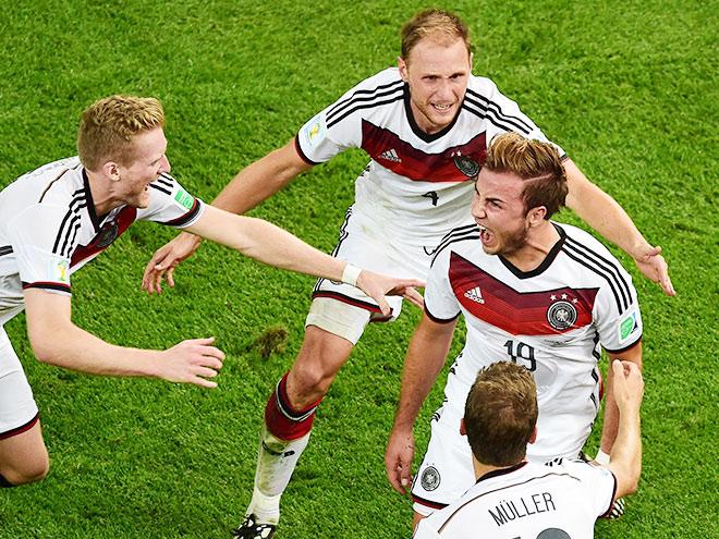 Чм 2014 германия – аргентина обзор