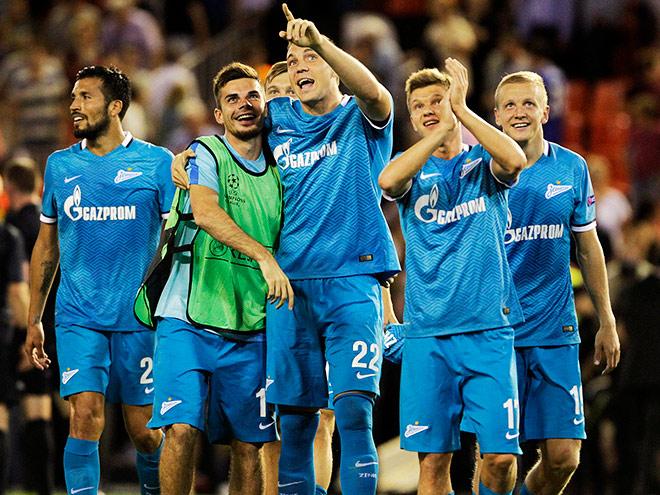 В Лиге чемпионов как с «Баварией»! Ориентир «Зенита» – 2008 год