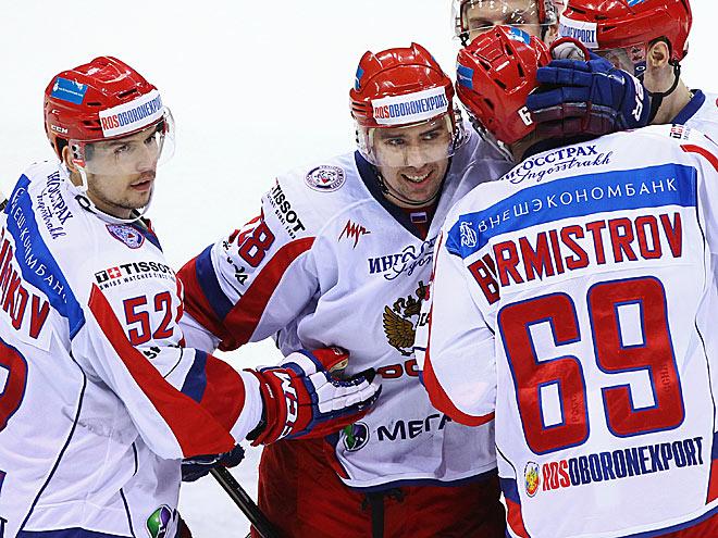 Сергей Широков и Илья Зубов