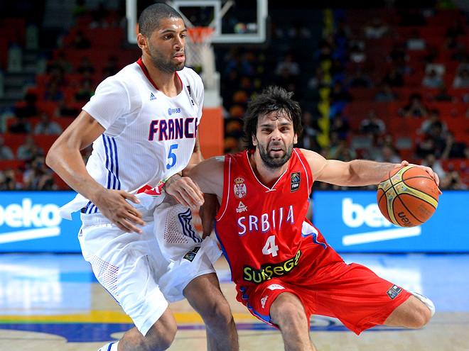 Баскетбол Прогноз Франция-сербия 12.09.18