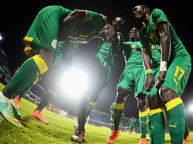 Кубок Африки - 2 15 - Футбол на Куличках