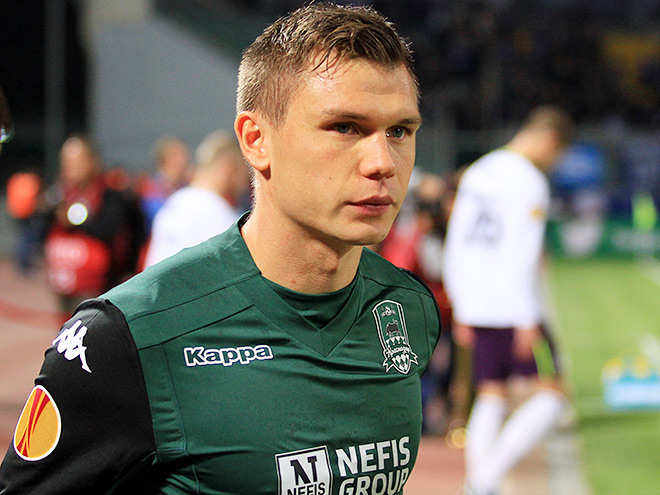 Агент: Измайлов доволен в «Краснодаре», он будет выполнять контракт с клубом