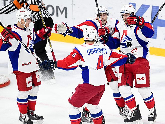 Итоги игрового дня КХЛ. 10.10.2015