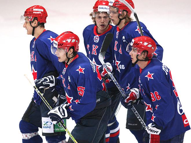 СКА строит «Хоккейный город»