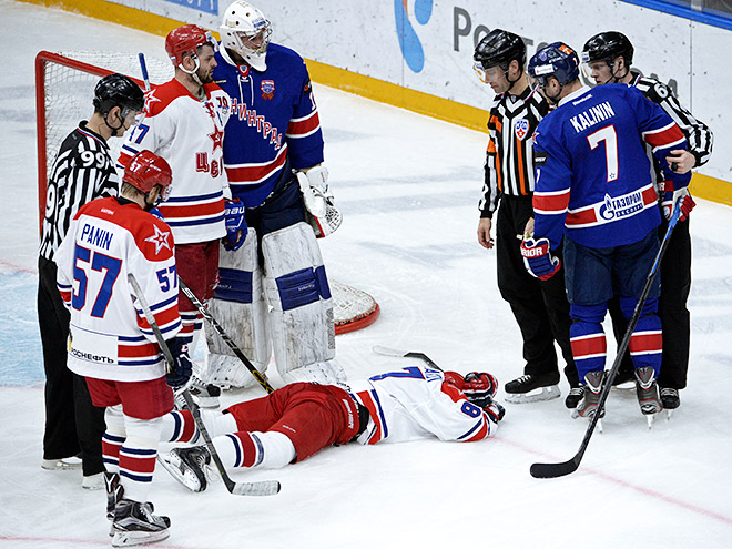 Обзор главных хоккейных событий дня