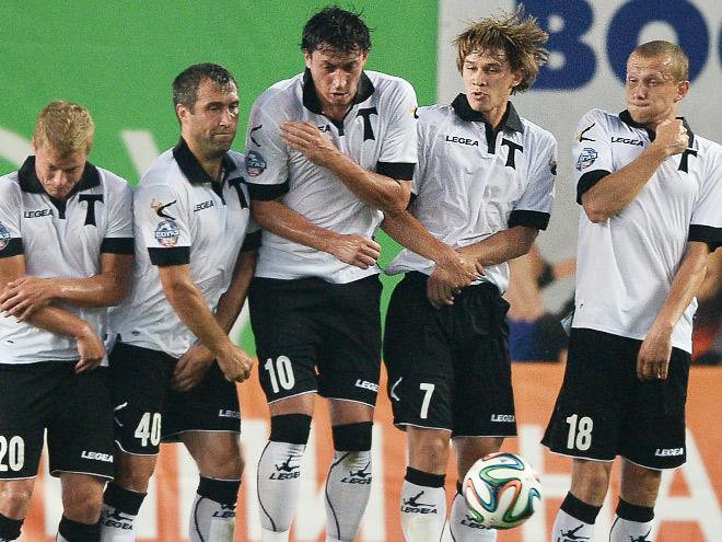 «Мордовия» - «Торпедо» - 1:0. Обзор матча