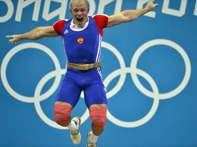 Лондон 2012 тяжёлая атлетика андрей