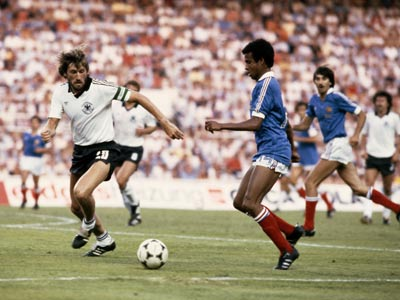 ФРГ - Франция 1982