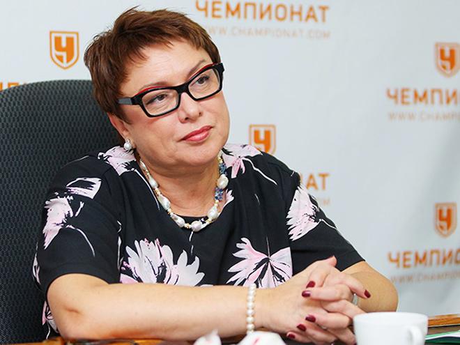 Ольга Смородская