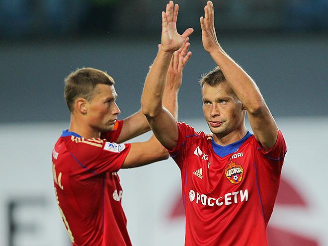 Василий Березуцкий - о ЦСКА, Думбия и сборной