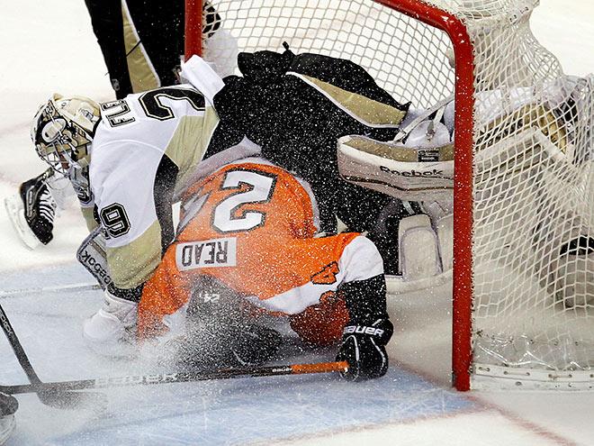 Самые яркие серии первого раунда ПО НХЛ