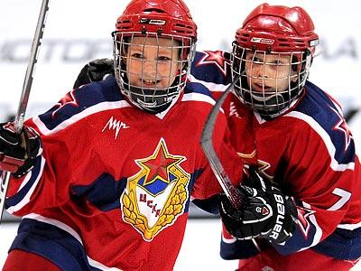 9 советов родителям будущих хоккеистов