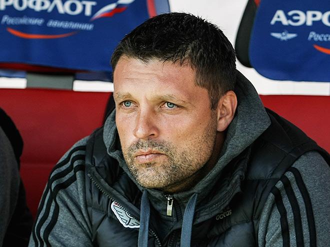 Черевченко: задача «Локомотива» — побеждать в каждой игре