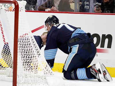 Обзор игрового дня НХЛ (22.02.2013)