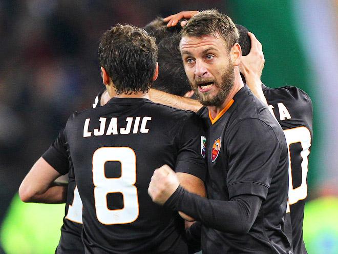 «Рома» возвращается, «Бенфика» держит марку