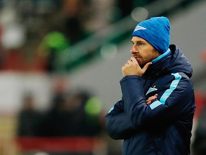 Андре Виллаш-Боаш: «Зенит» неможет играть вчемпионате Мутко