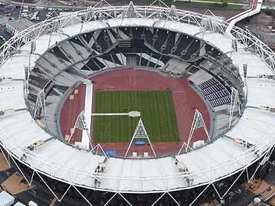Открытие Олимпиады 2012. День чудес на острове