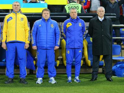 С кем сборная Украины сыграет в плей-офф