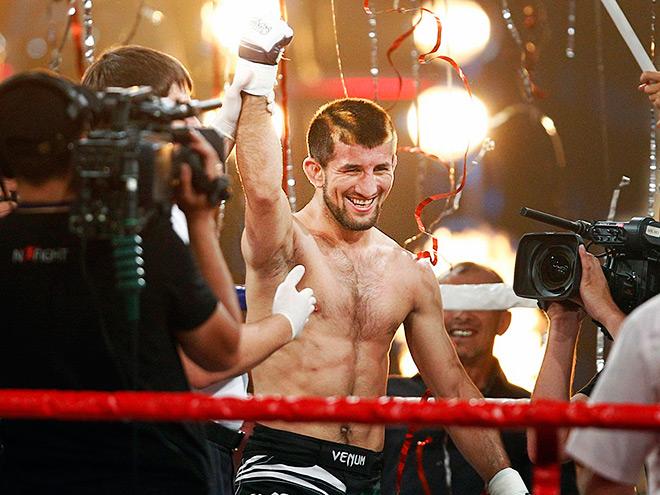 Расул Мирзаев. По дороге в UFC