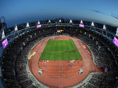 Вокруг Олимпиады. В ожидании рекордов