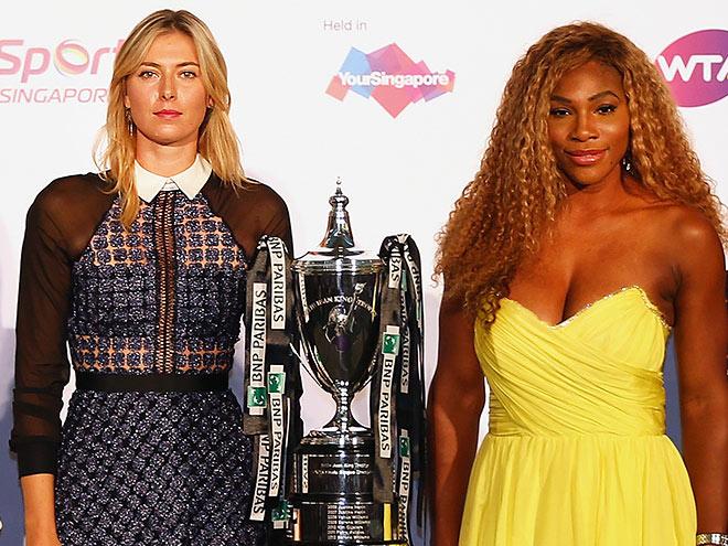 СИНГАПУРСКИЕ ПАСЬЯНСЫ. Даже сенсационные поражения фаворитов в итоговом турнире WTA могут быть частью продуманной турнирной стратегии